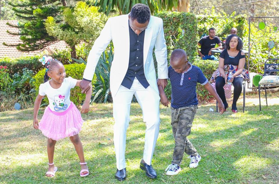 56442978 2406511382715977 5815882332967534592 n - Mtoto ni baraka! This is what Akothee, Oga Obinna and Dr King'ori are upto (Photos)