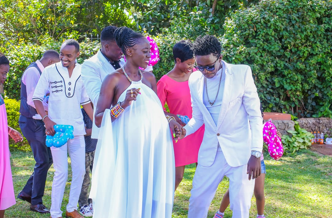 Akothee 889 - Mtoto ni baraka! This is what Akothee, Oga Obinna and Dr King'ori are upto (Photos)