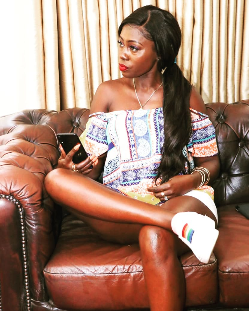 Akothee giving advice to women about having their own money1 - Who is the most attractive female celebrity in Kenya?(poll)