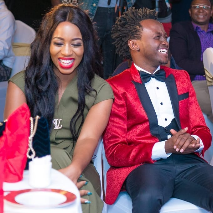 Bahati has been unhappy with his wife Diana Marua 1 - Bahati refused to eat Diana's food after her Italy trip announcement