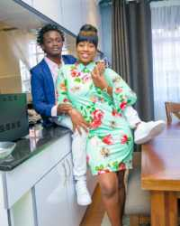 Bahati has been unhappy with his wife Diana Marua 11 200x250 - 'Wacha ninunue gun I'll deal with you,' Bahati threatens Diana Marua' s ex lover