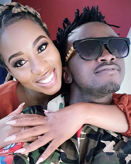 Bahati has been unhappy with his wife Diana Marua 2 - 'Wacha ninunue gun I'll deal with you,' Bahati threatens Diana Marua' s ex lover