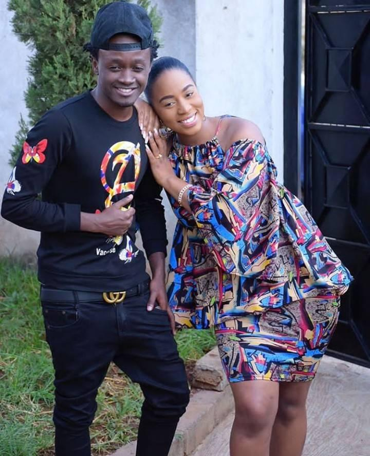 Bahati has been unhappy with his wife Diana Marua 4 - 'Breaking up with Diana was unbearable,' confesses Bahati