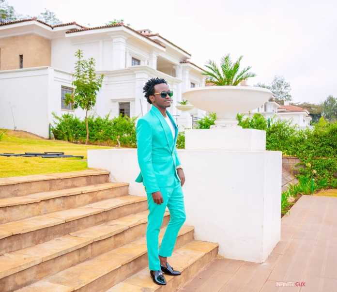 Bahati-in-a-suit