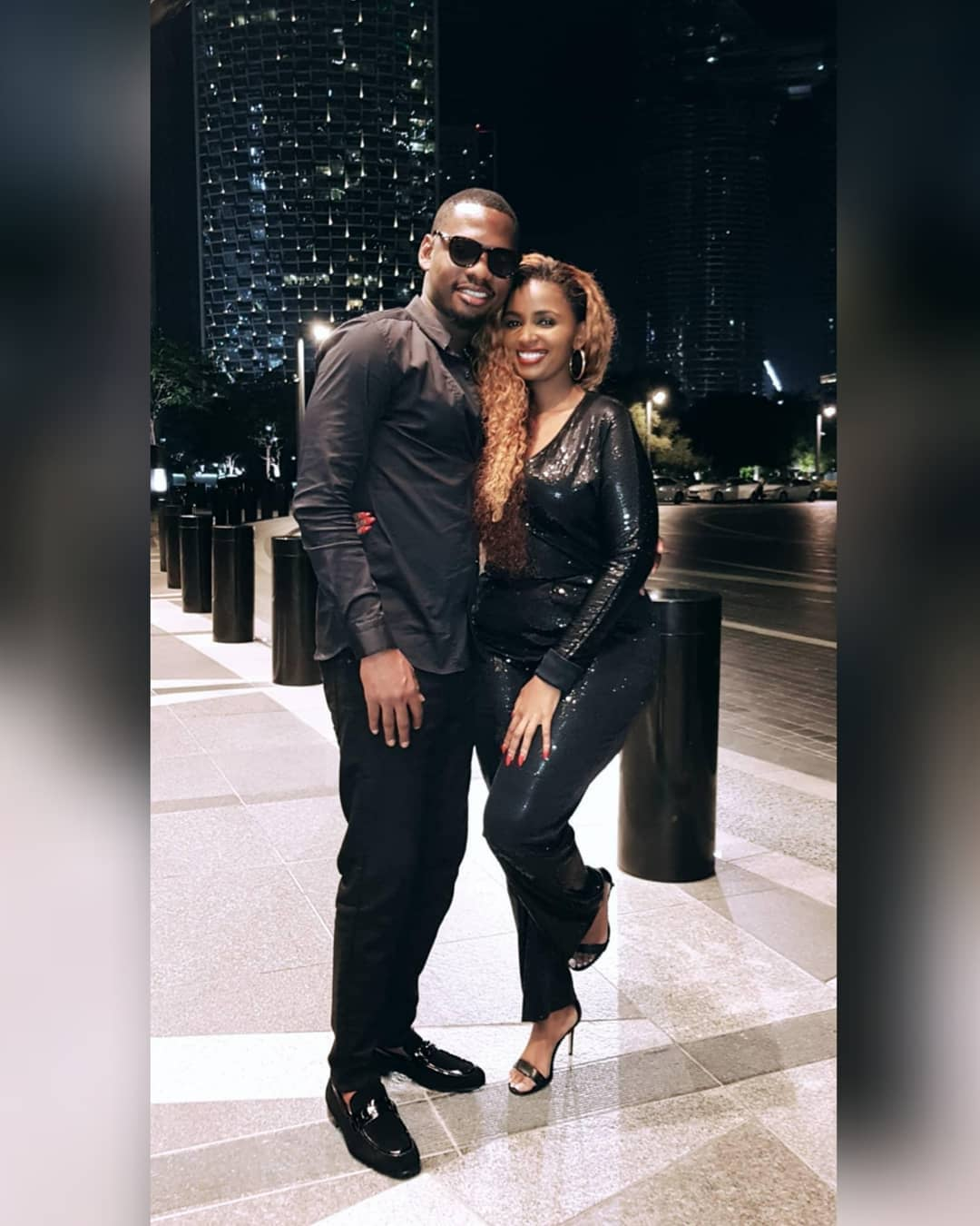 Ben Pol and Anerlisa posing together - Bonfire CEO congratulates Anerlisa and Ben Pol on her pregnancy