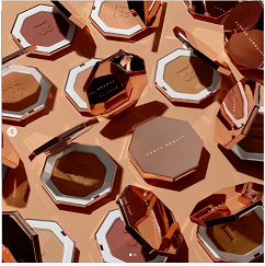 """Capture one - """"It took over two years to develop the perfect bronzer"""" Rihanna reveals"""