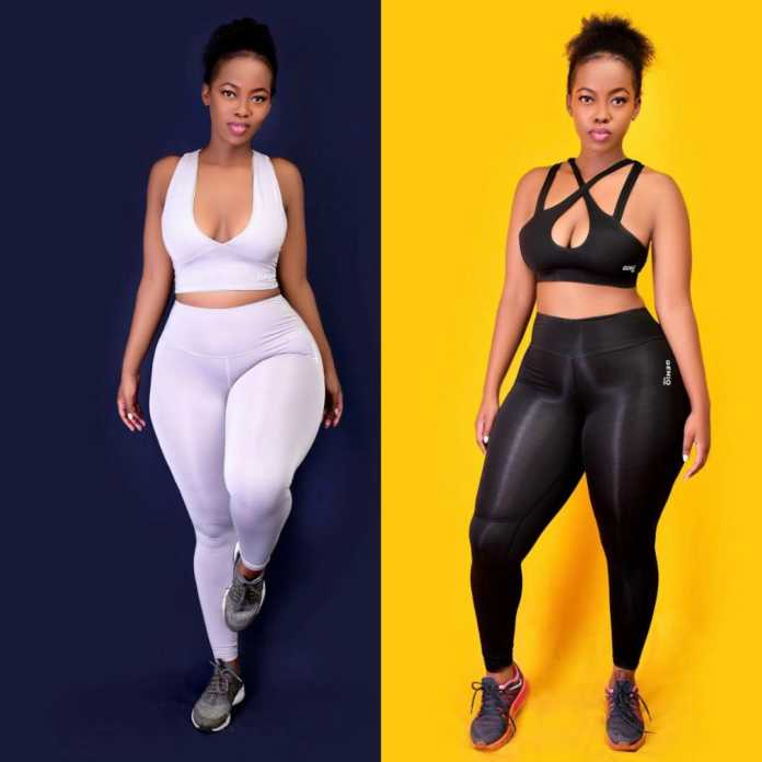 Corazon Kwamboka Genio 696x696 - 'I haven't undergone any cosmetic surgery,' says Corazon Kwamboka as she urges women to love the gym