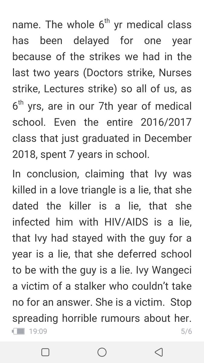 D3uY5d WsAAjf   - 'She wasn't in love with the monster who killed her!' Ivy Wangeci's classmate speaks
