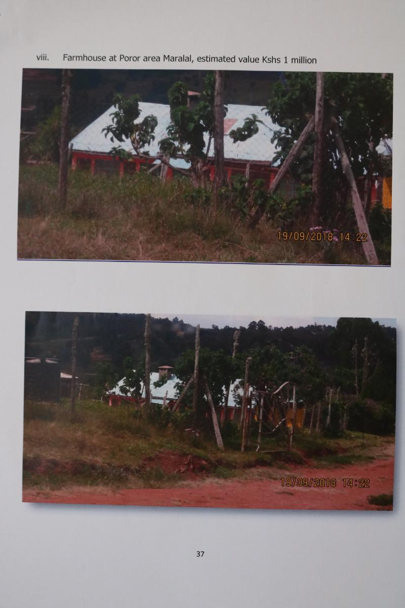 IMG 7322 - As Kenyans die from hunger, this is how Samburu Governor is living large