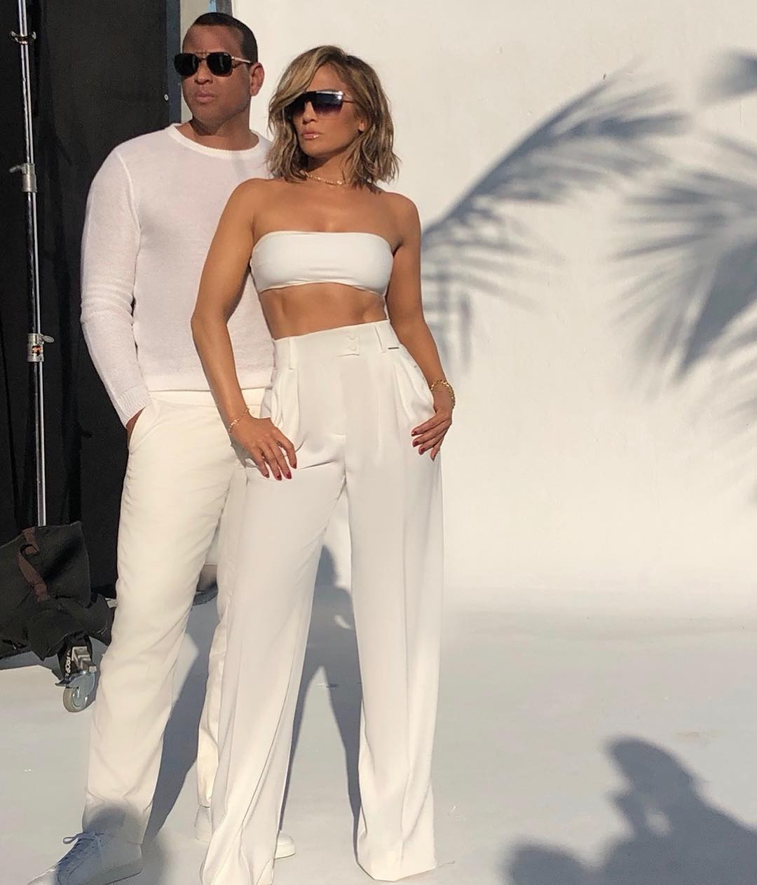 Jennifer Lopez says Puff Daddy apologised to Alex Rodriguez 1. Photo Credit. Instagram - Jennifer Lopez says Puff Daddy apologised to fiancee' A Rod after his awkward compliment