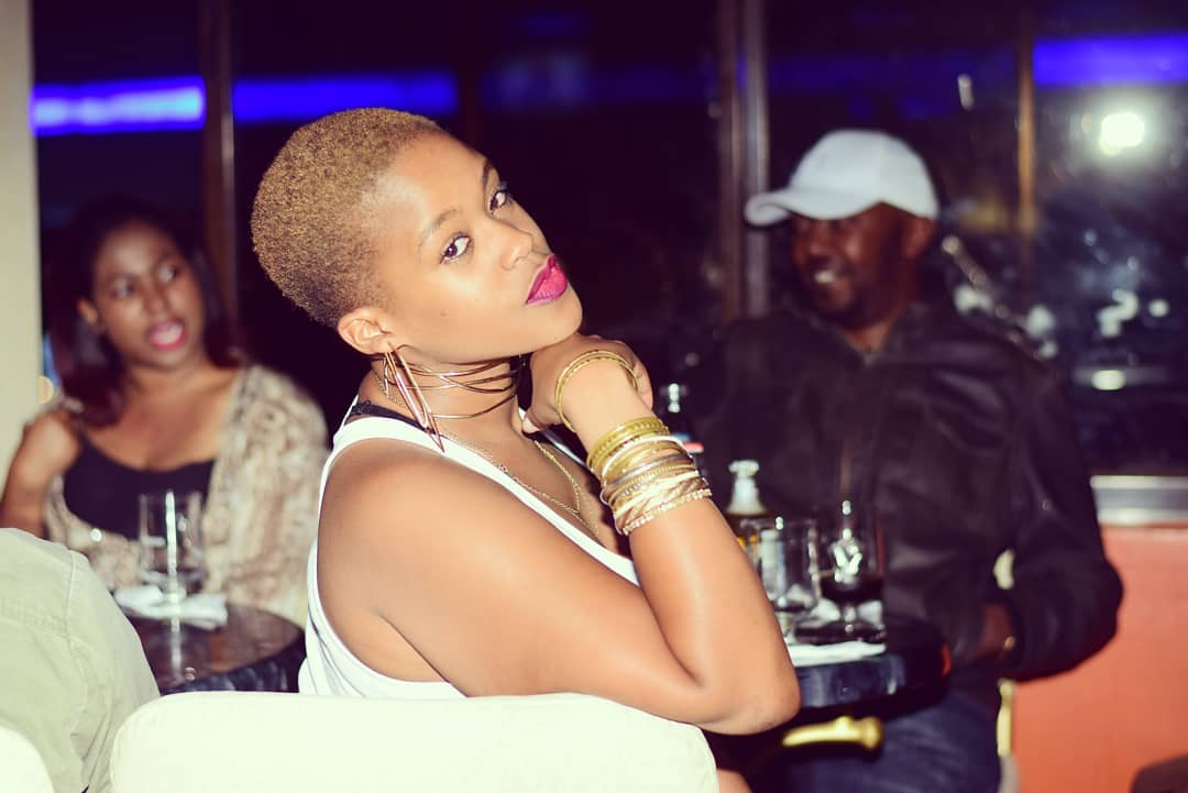 Kamene Goro out and about - 'He calls and just masturbates' Kamene Goro says about stalker