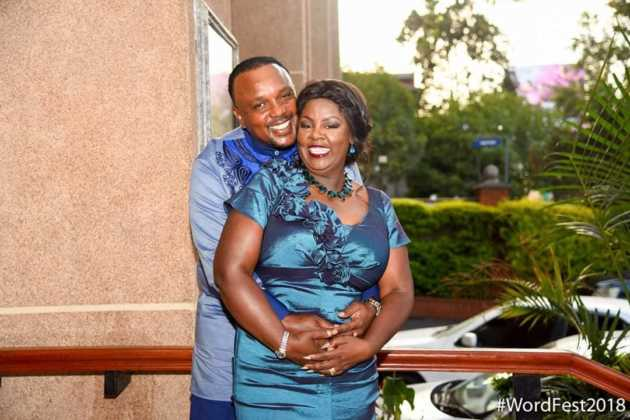 Kathy kiuna and husband 630x420 - Kings of the pulpit! Best dressed Kenyan pastors