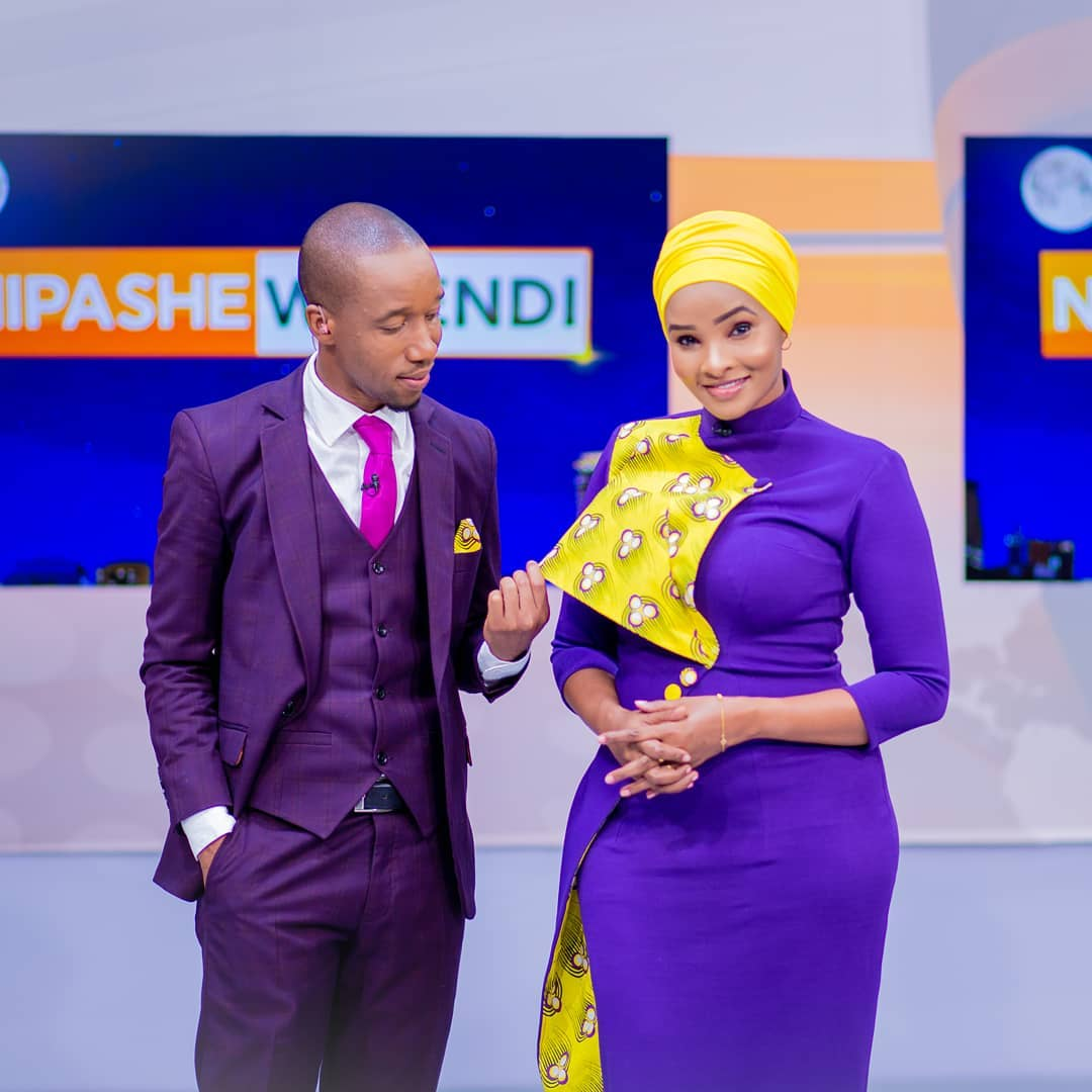 Lulu Hassan wished her husband Rashid Abdalla a happy birthday 2 - Perfect match made in heaven! Lulu Hassan and hubby's outfits excite Kenyans