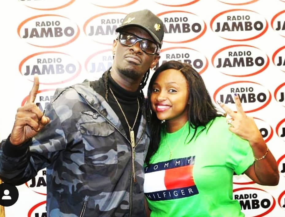 Nameless and Massawe Jappani in studio - 'We struggled a lot especially at the beginning', Nameless reveals of his marriage
