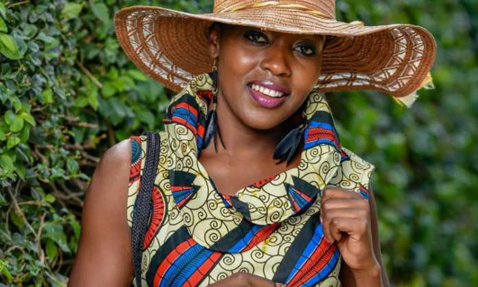 Nyce Wanjeri 696x418 - 'Kaschana kana kiherehere,' Nyce Wanjeri recalls relatives' words that broke her heart