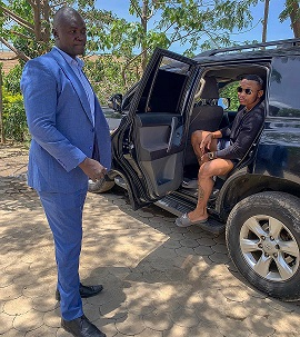 OTILE BROWN 1 - Otile Brown goes for baecation with his Ethiopian girlfriend
