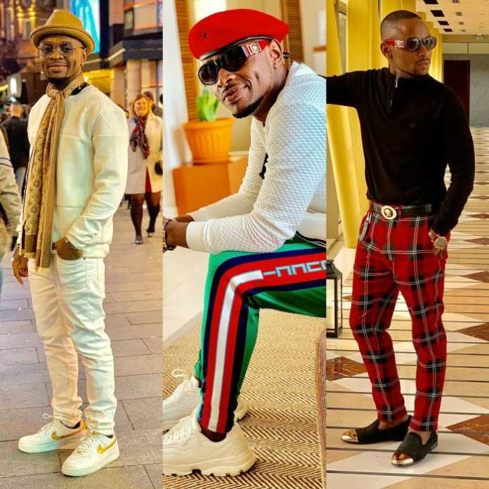 Ommy Dimpoz  696x696 - Wow! Ommy Dimpoz slaying after life threatening condition