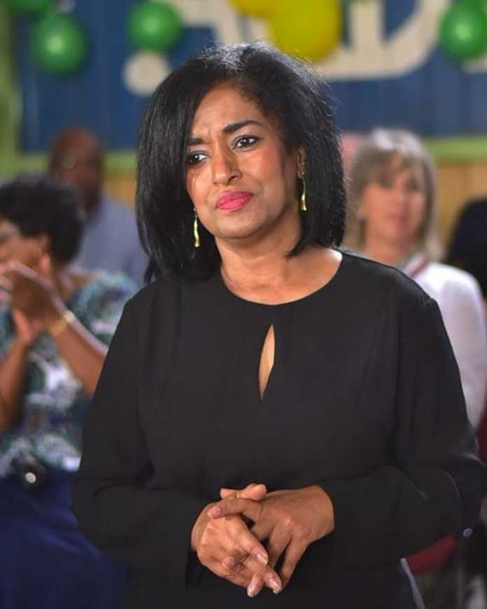 Passaris2 696x870 - Women Rep Esther Passaris receives a prestigious award