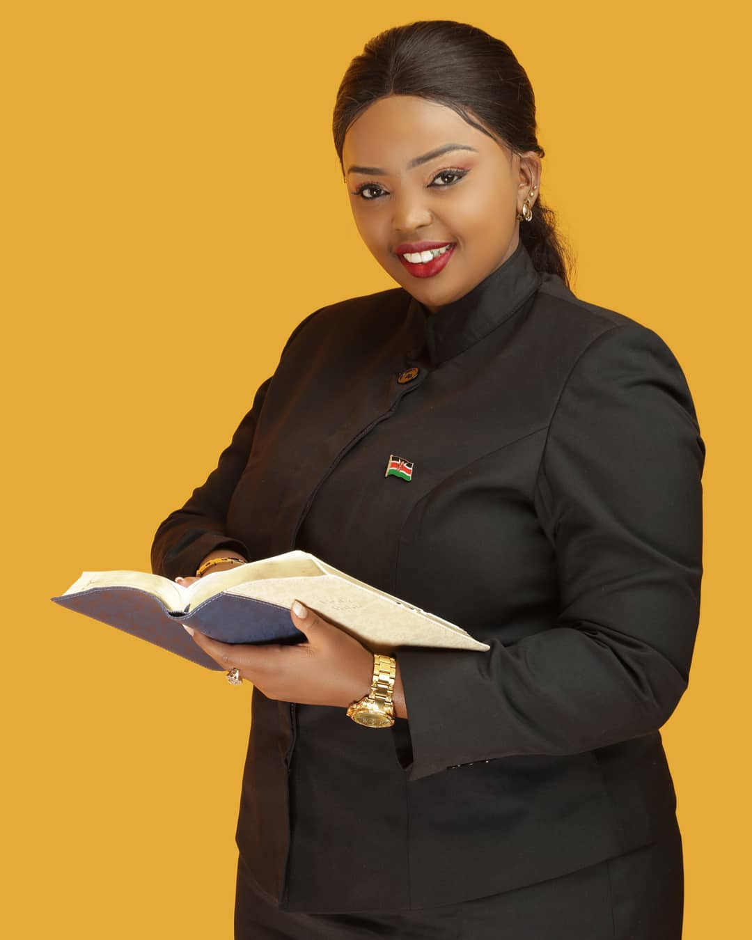 Reverend Lucy Natasha - Who is the most attractive female celebrity in Kenya? (poll)