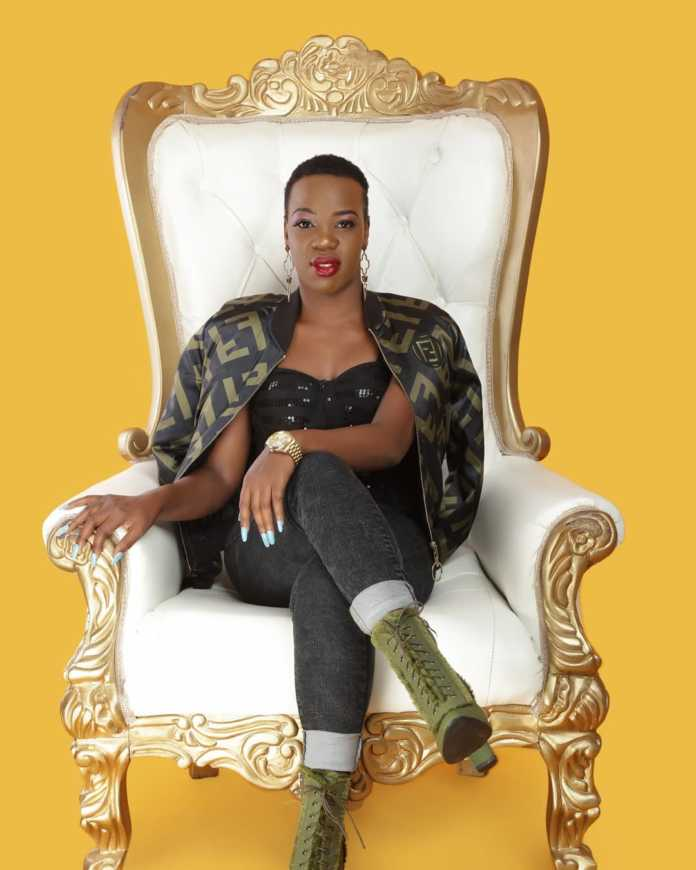 Ruth Matete seated 696x870 - 'No one should lie that everything is fine after salvation' Ruth Matete says