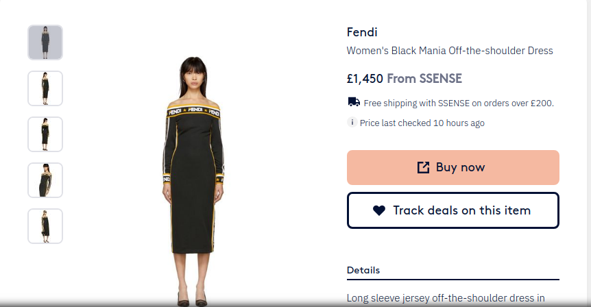Screenshot from 2019 04 29 120017 - Sadaka ni tamu! TD Jakes' wife wears Fendi dress worth Sh190,000