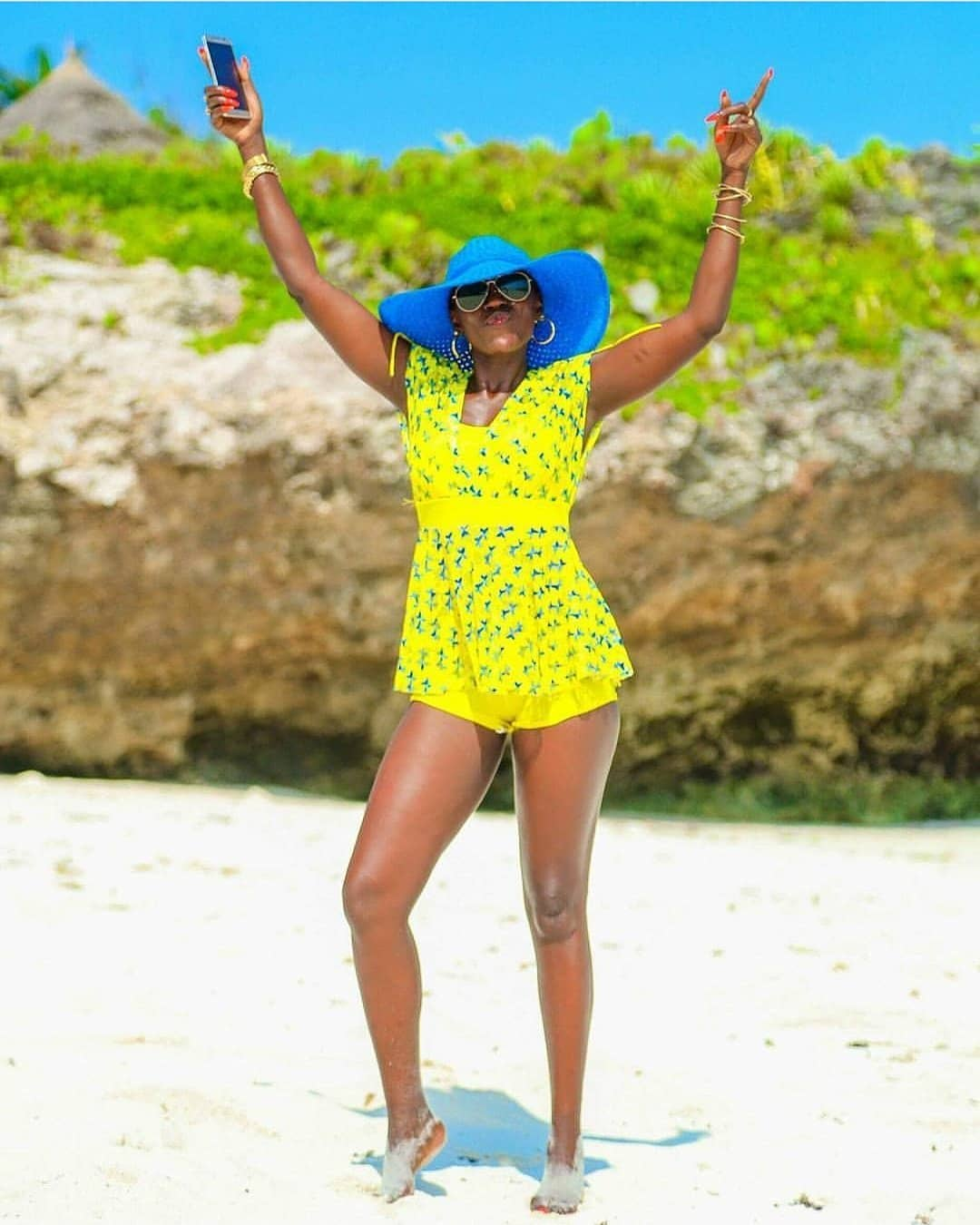 Akothee the free-spirit mood