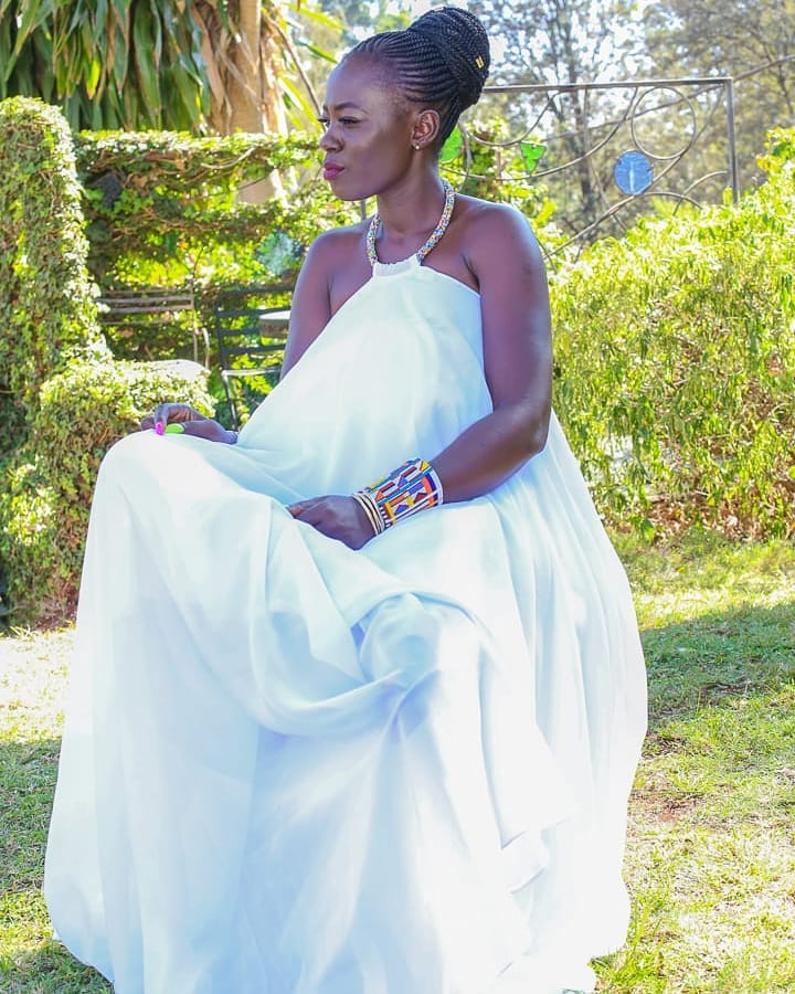 akothee 2 - 'Idiot, lubbish, takataka,' Akothee calls out baby daddy