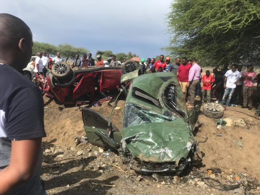 arusha accident - Kenyan miraculously survives deadly Tanzanian street race tragedy – Police