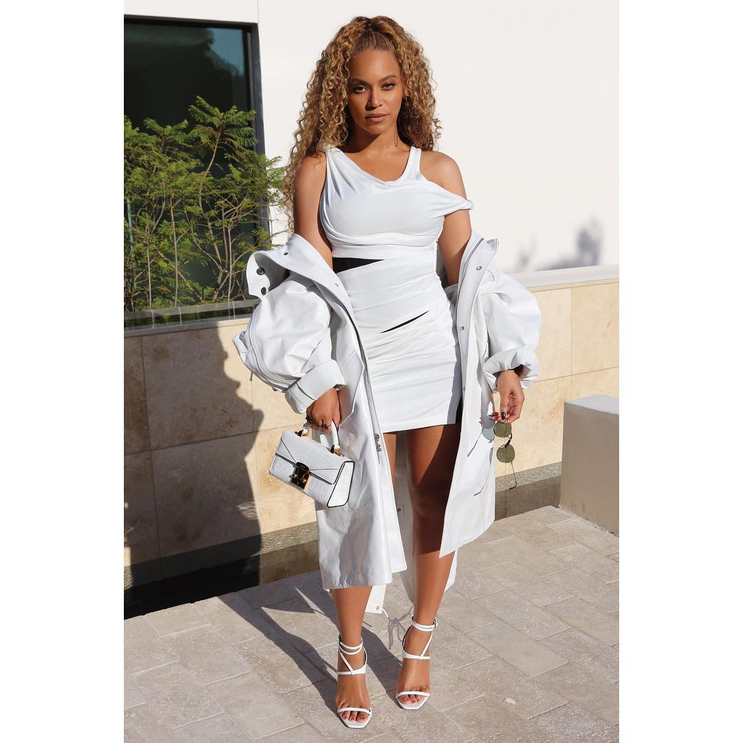 beyonce 3 - 'One of my baby's heart paused,' Beyonce talks about troubled pregnancy