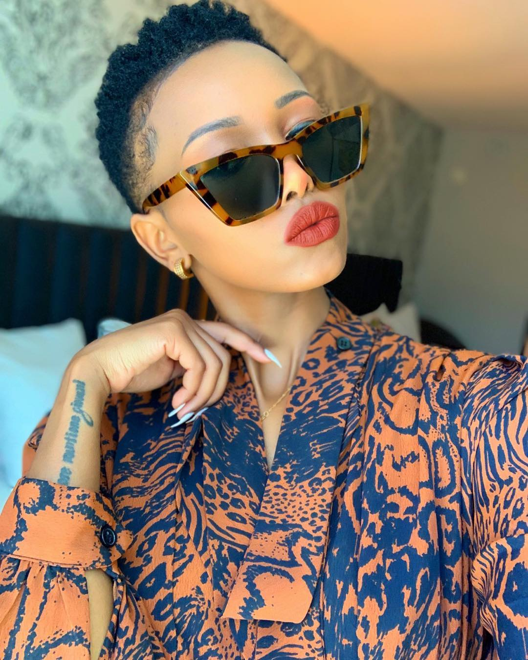 huddah monroe - Here is why Huddah Monroe is a great match for Kagwe Mungai (Opinion)