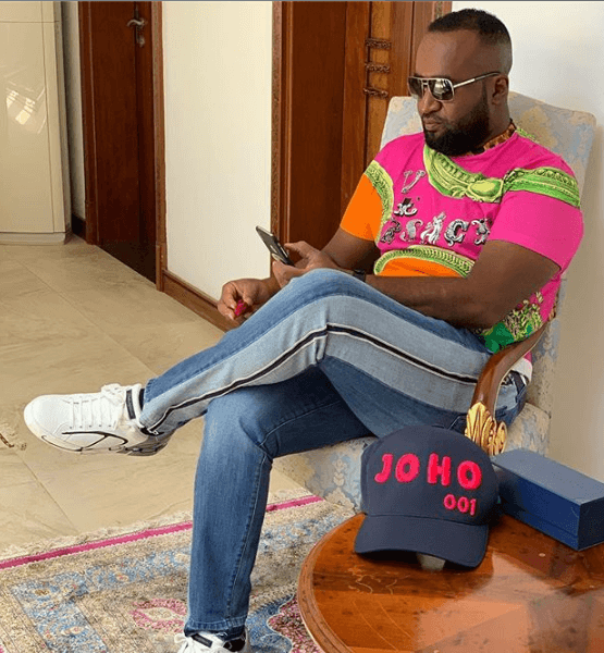 joho4 - Mr steal your girl! Tantalizing photos of Governor Joho