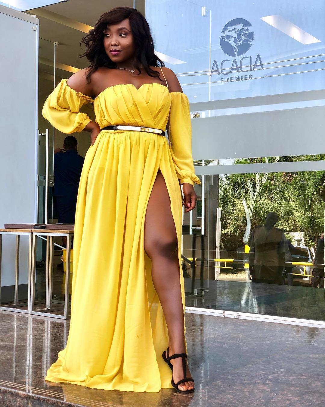 kate actress 11 - 7 Times Catherine Kamau stole the show on red-carpets (PHOTOS)