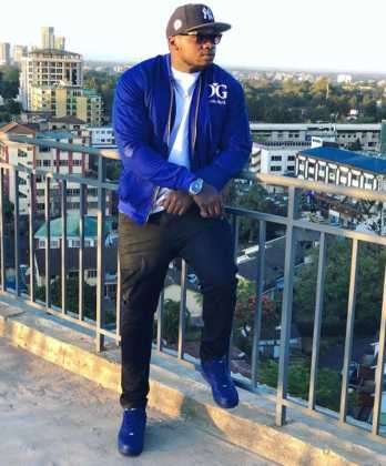 khaligraph 348x420 - From Luhya to Maasai: Kenyan tribes with handsome men