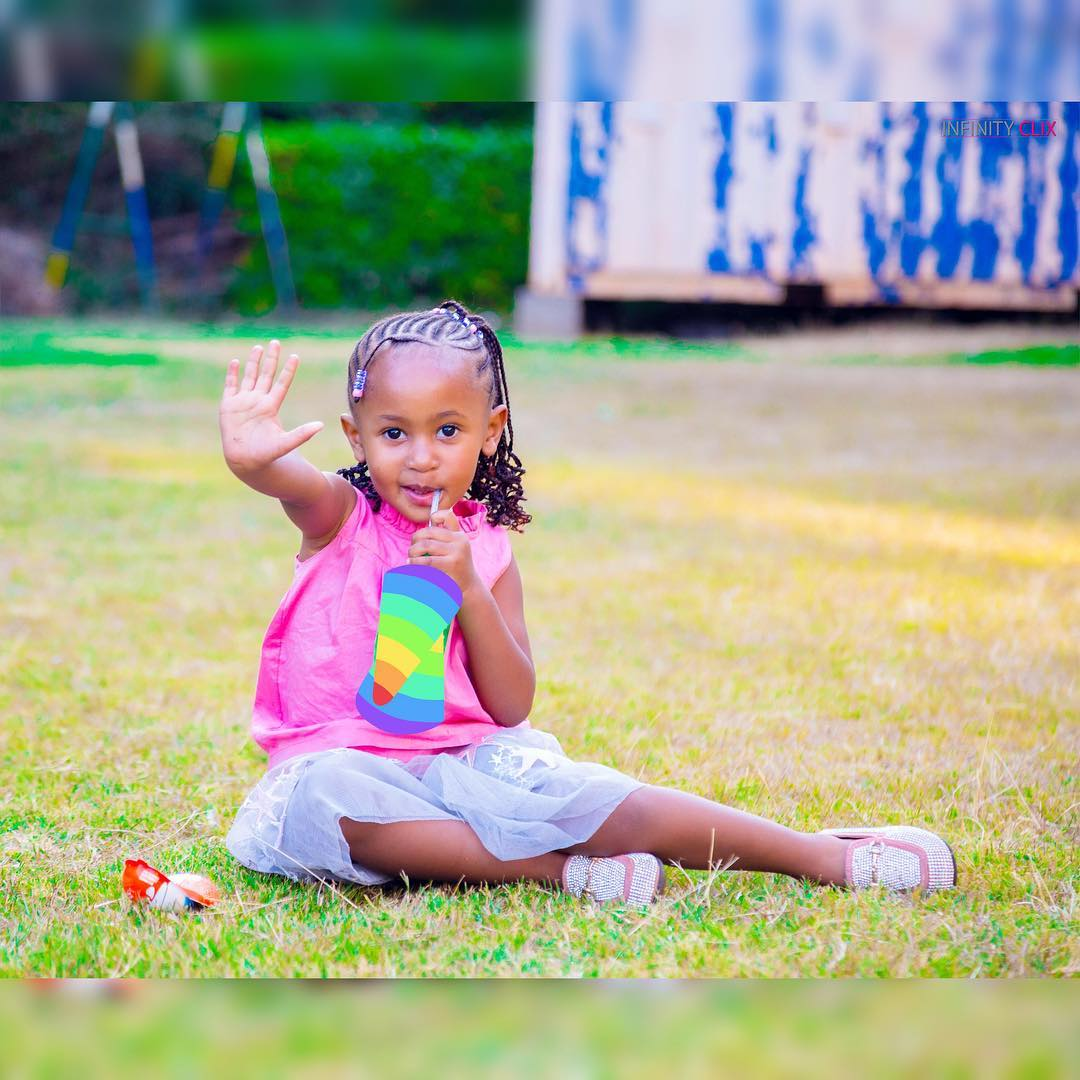 ladasha6 - Check out photos of DJ Mo and Size8 cute daughter Ladasha