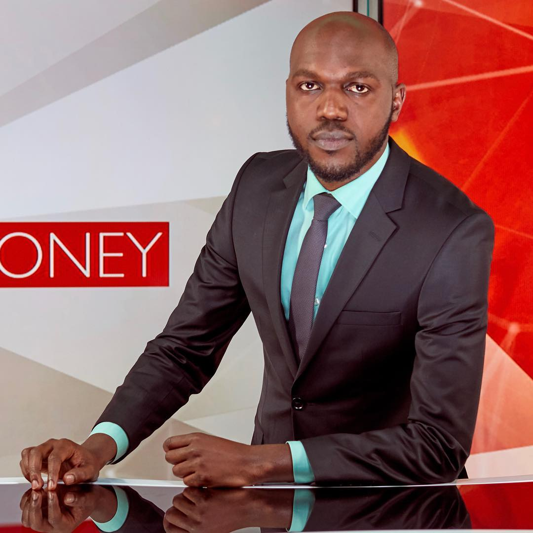 larry madowo 1 - 'He was disappointed in me,' BBC reporter Larry Madowo shares his intimate conversation with the late Bob Collymore