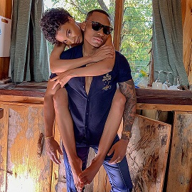 oTILE BROWN - Otile Brown goes for baecation with his Ethiopian girlfriend