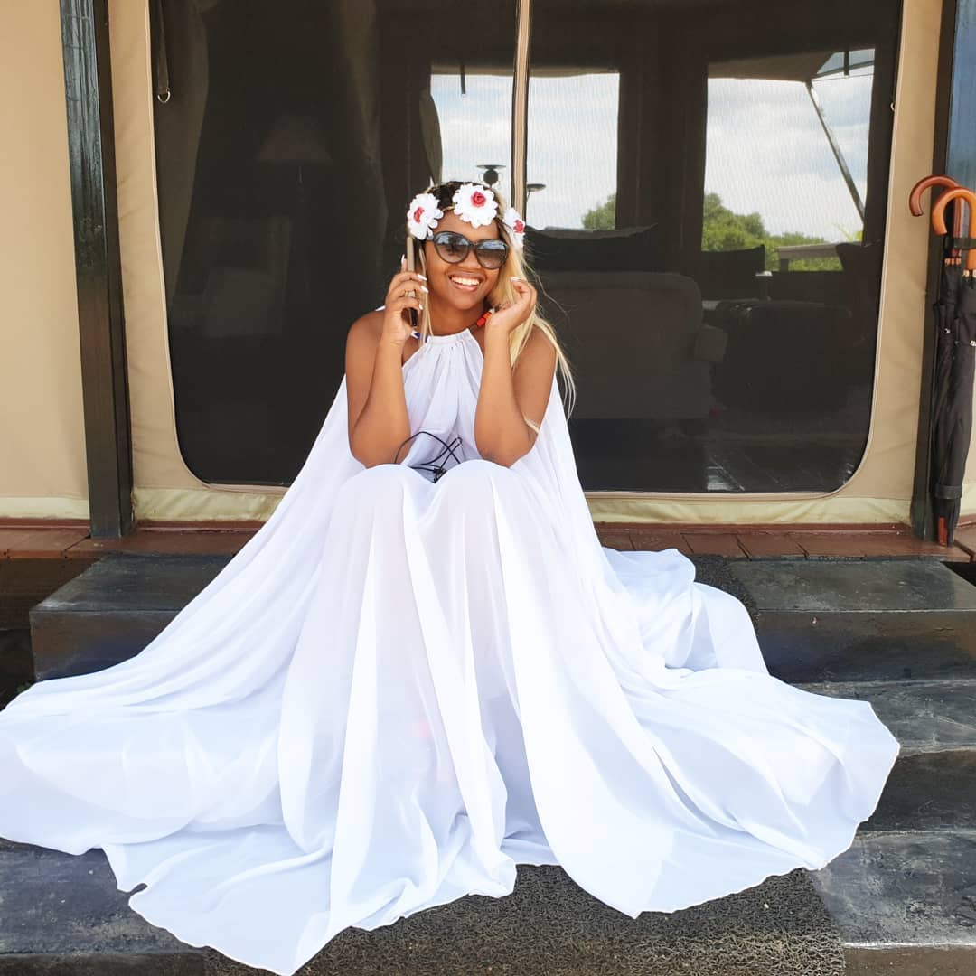 pierra 6 - Pierra Makena celebrates 38th birthday in style (PHOTOS)