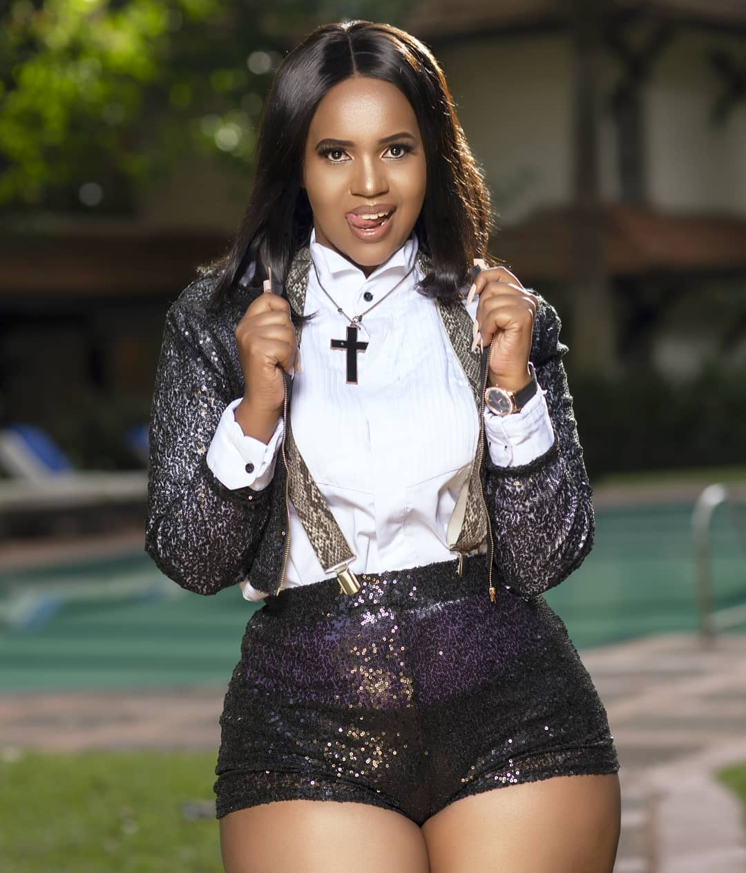 pierra 7 - Pierra Makena celebrates 38th birthday in style (PHOTOS)