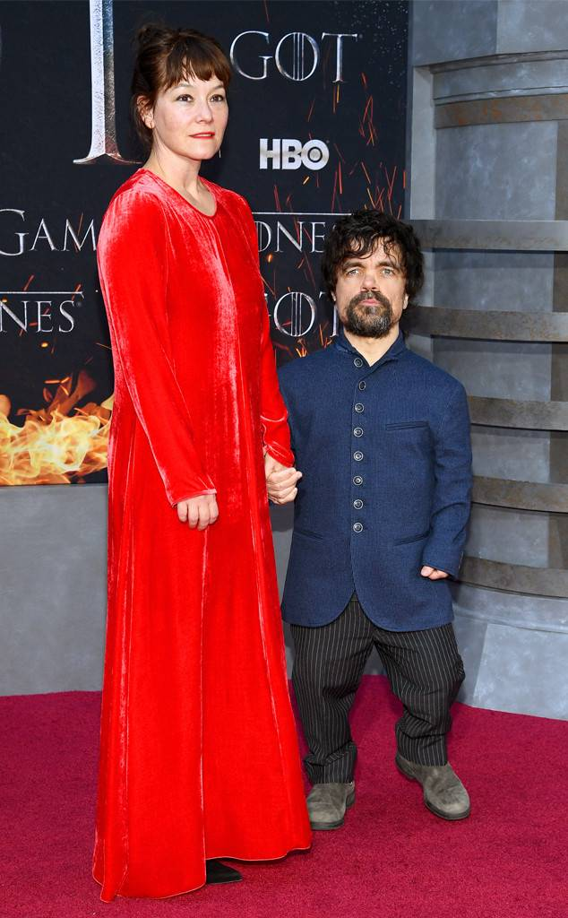 rs 634x1024 190403161029 634.peter dinklage game of thrones season 8 premiere.ct .040319 - Check out how stars dazzled at the premier of Game of Thrones