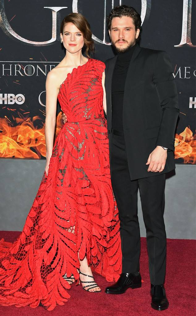 rs 634x1024 190403162701 634.kit harington rose leslie game of thrones season 8 premiere.ct .040319 - Check out how stars dazzled at the premier of Game of Thrones