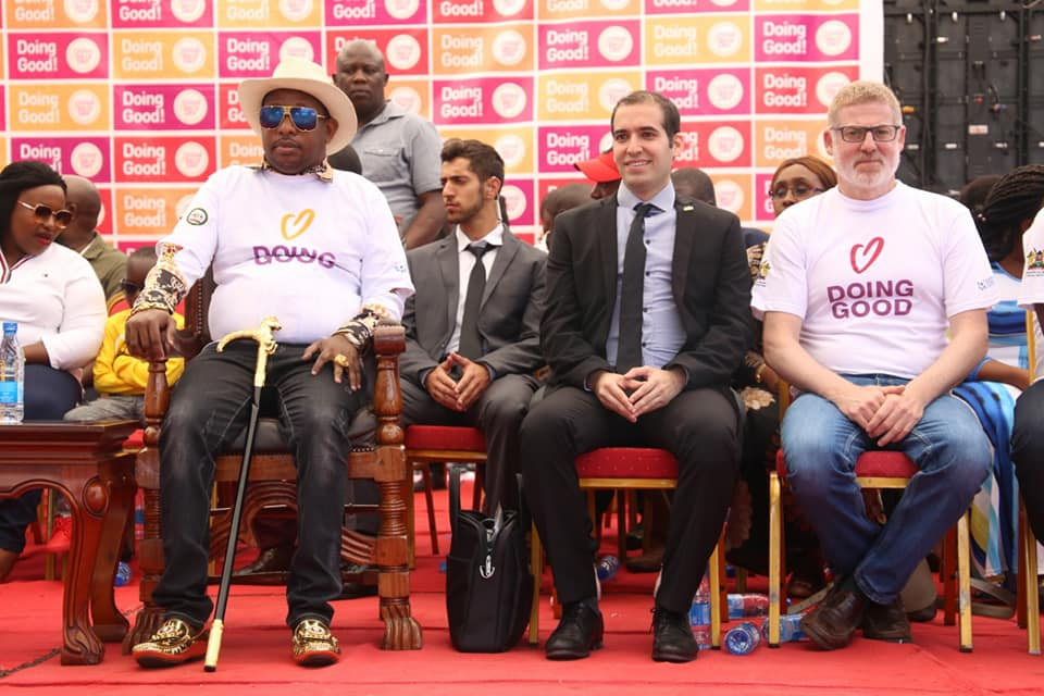 sonko 11 - Pesa otas! Governor Mike Sonko's gold shoes causes a stir online