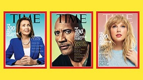 time most influential people 20191 - 100 most influential people in the world according to Times Magazine