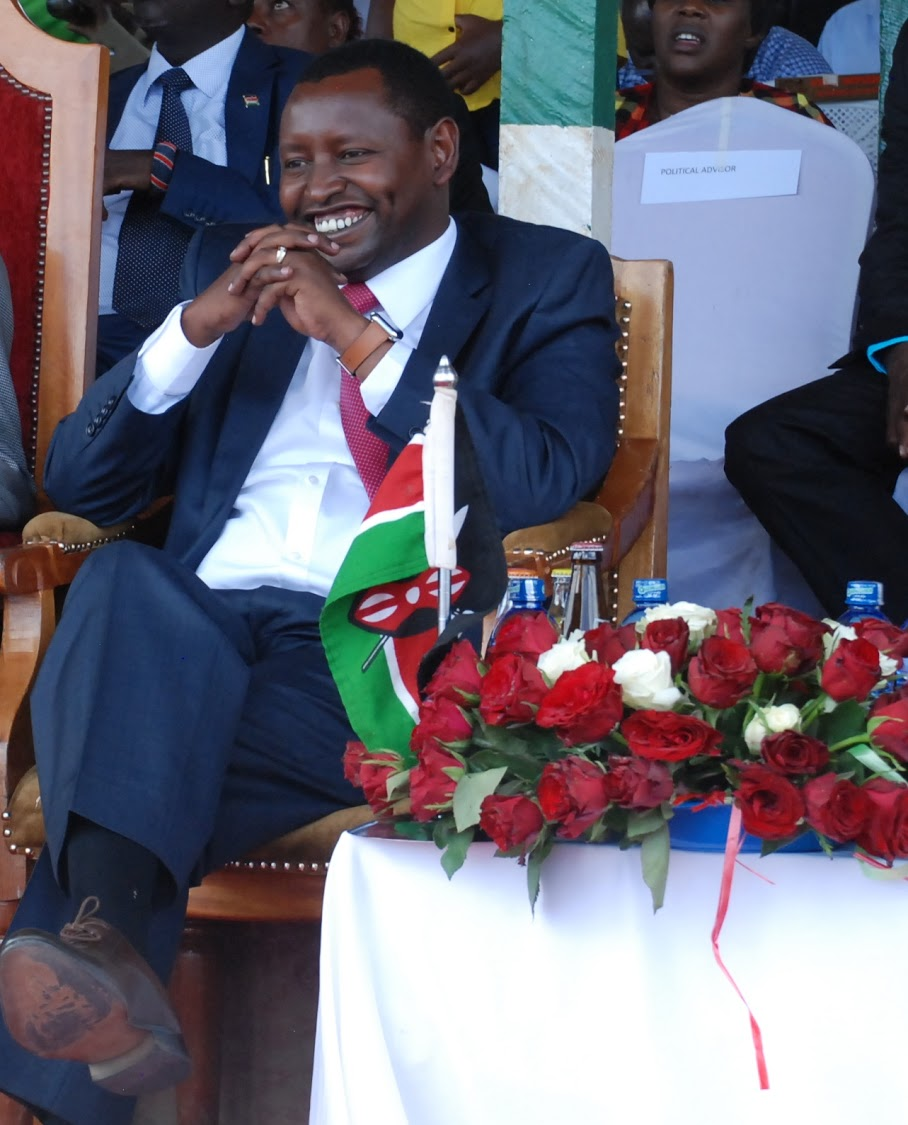 unnamed - As Kenyans die from hunger, this is how Samburu Governor is living large