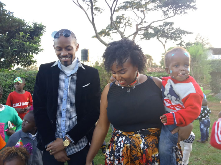 unnamed1 - 'I have never cheated in my life!' JB Masanduku reveals struggle wooing his fiancee'