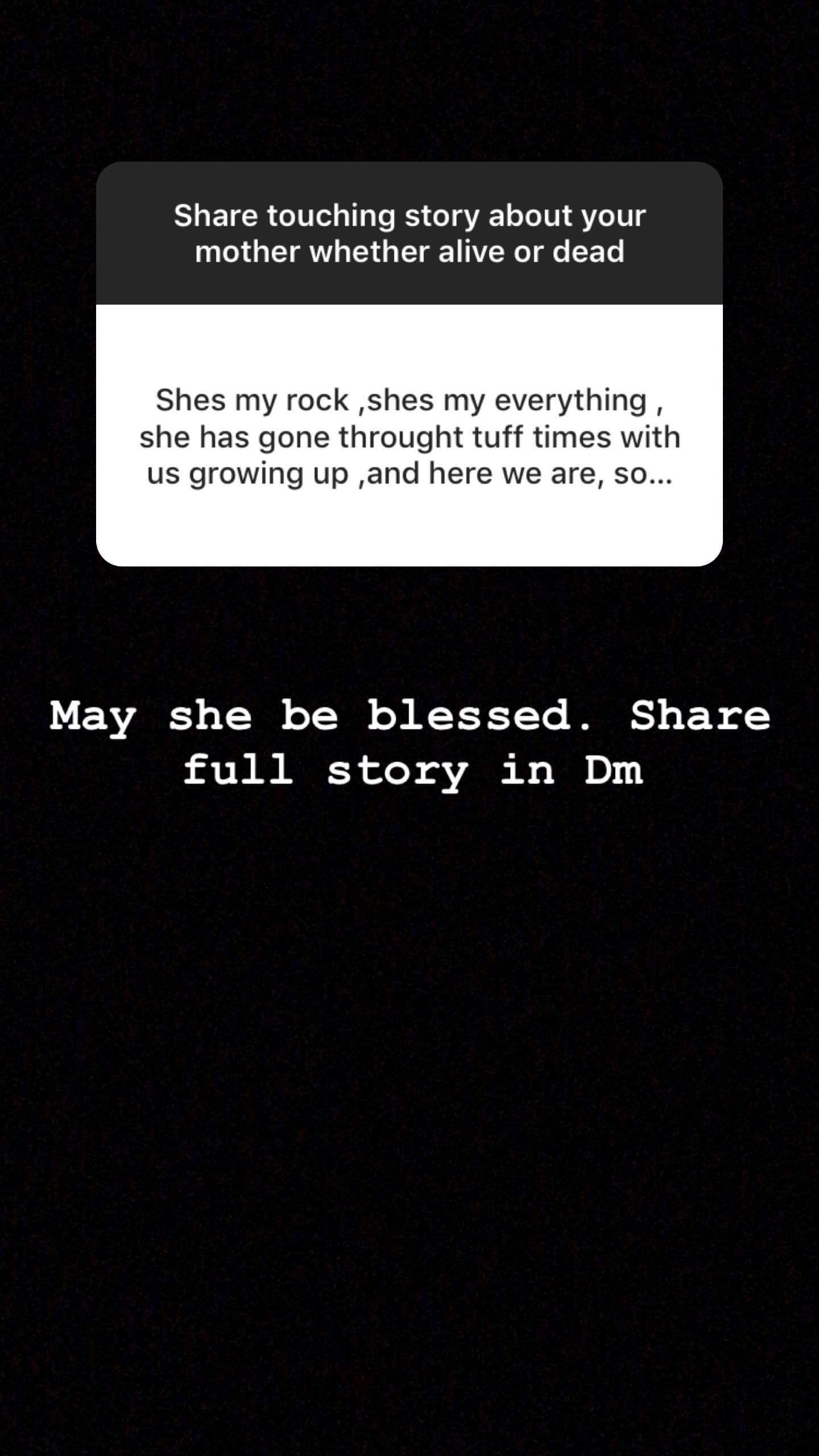 58409746 2322526558032711 8967074209019802652 n - Tear-jerking! Mpasho fans break down sharing touching stories about their mothers