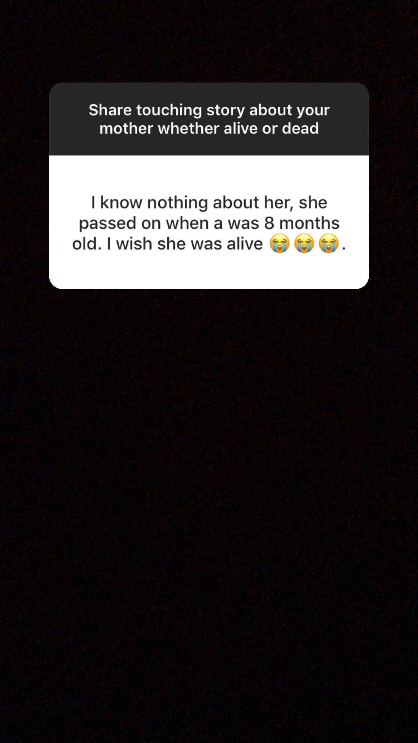 58409882 137187090688079 1059975595999226349 n - Tear-jerking! Mpasho fans break down sharing touching stories about their mothers