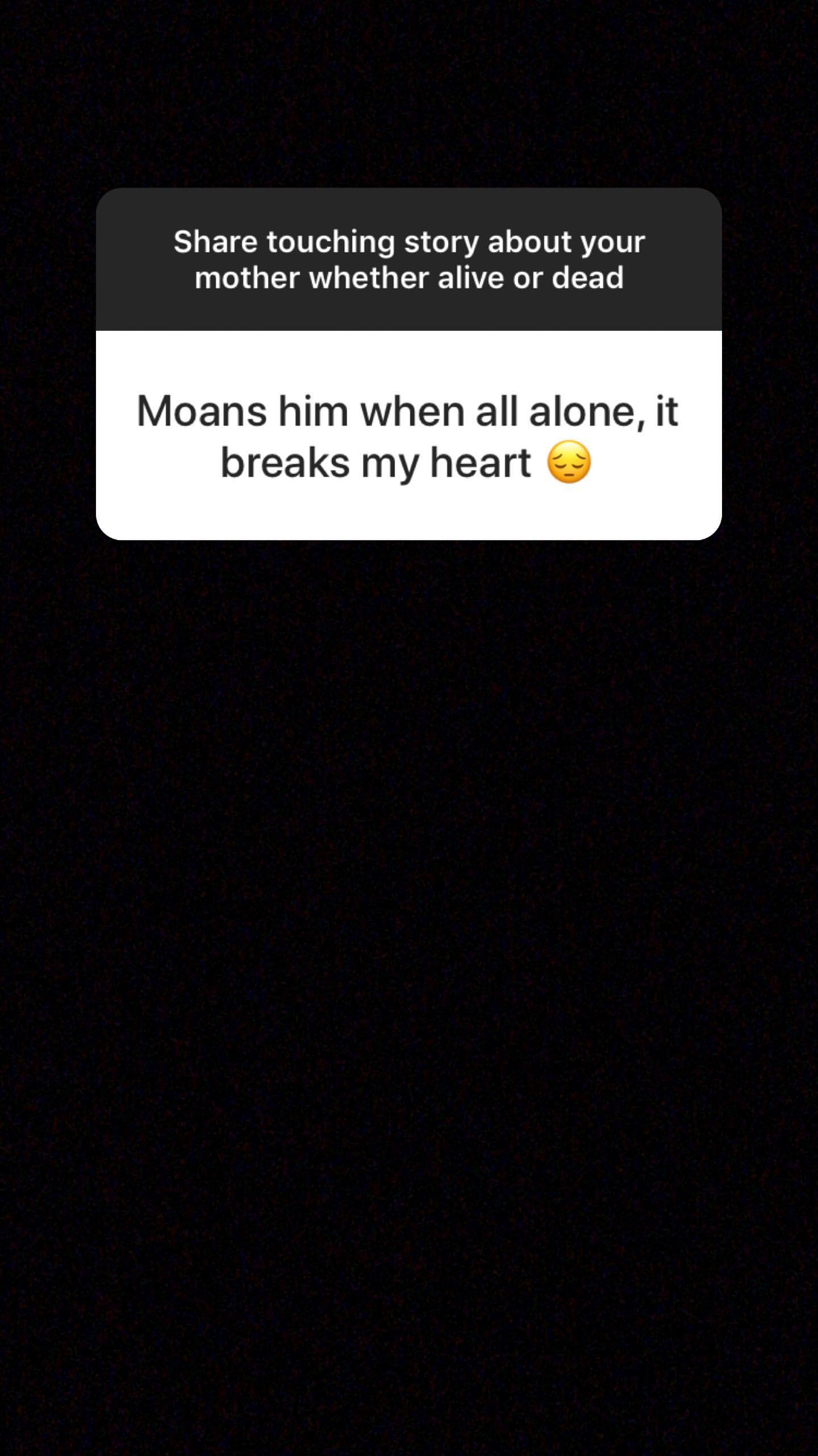 58410763 313776715959194 4196779633711747292 n - Tear-jerking! Mpasho fans break down sharing touching stories about their mothers