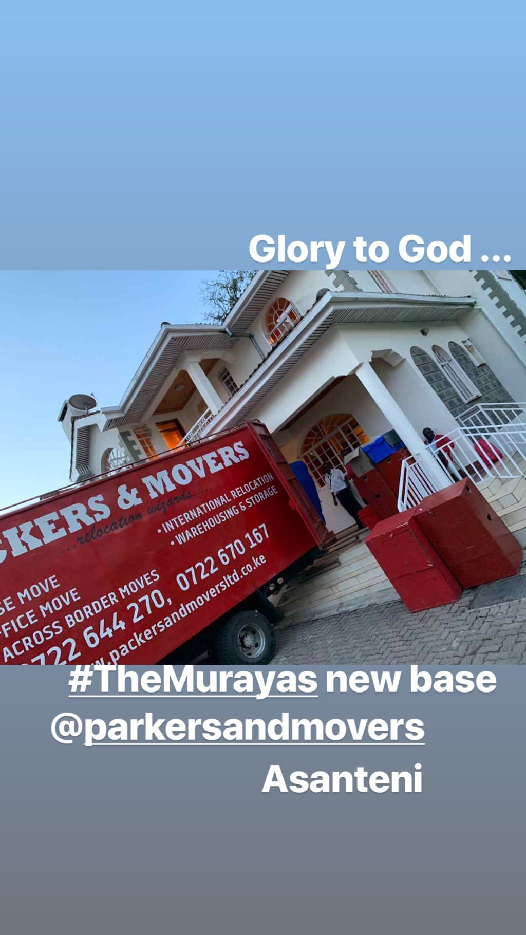 DJ Mo and Size 8's new home
