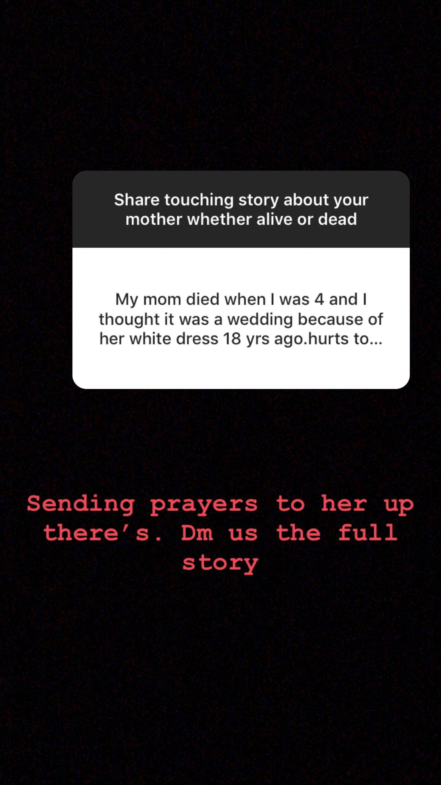 58454030 113320586548283 2217451839539822021 n - Tear-jerking! Mpasho fans break down sharing touching stories about their mothers