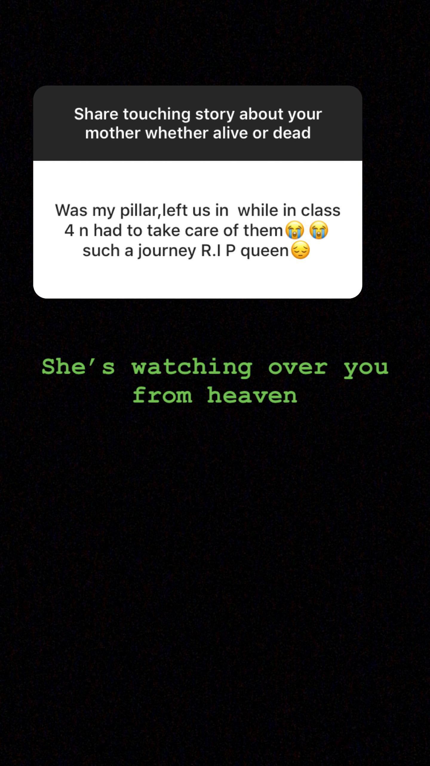58468624 114581959750976 7845800025392135196 n - Tear-jerking! Mpasho fans break down sharing touching stories about their mothers